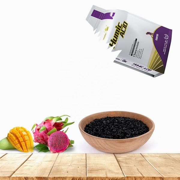 """""""HuminRich Amplus"""" SY2011A-6 100% Water Soluble Plant Source Amino Acid 40%-80% Organic Fertilizer #3 image"""
